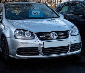 véhicule Volkswagens Golf